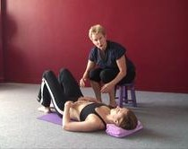 Back and Hip Stability - Supine