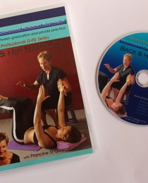 Health Professional DVD - Back&Hip Stability - Copy