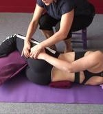 Back and Hip Stability - Quads & Glutes