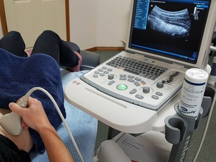 Real Time Ultrasound & Exercise